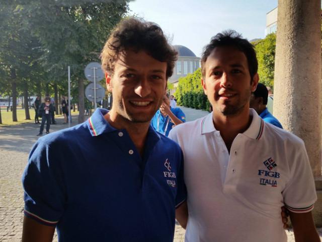 Max Di Franco e Andrea Manno a Madeira si aggiudicano anche lo squadre