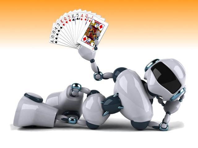 Io, robot giocatore di Bridge (3)