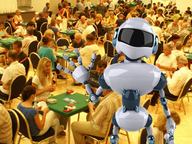 Io, Robot giocatore di Bridge (4)