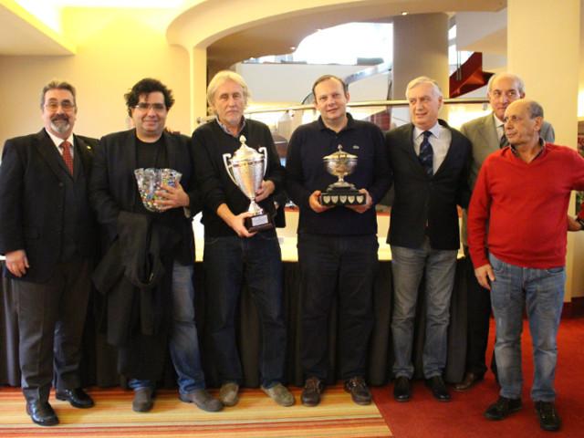 Festival di Montegrotto 2017, internazionale a squadre: il trofeo a Vinci