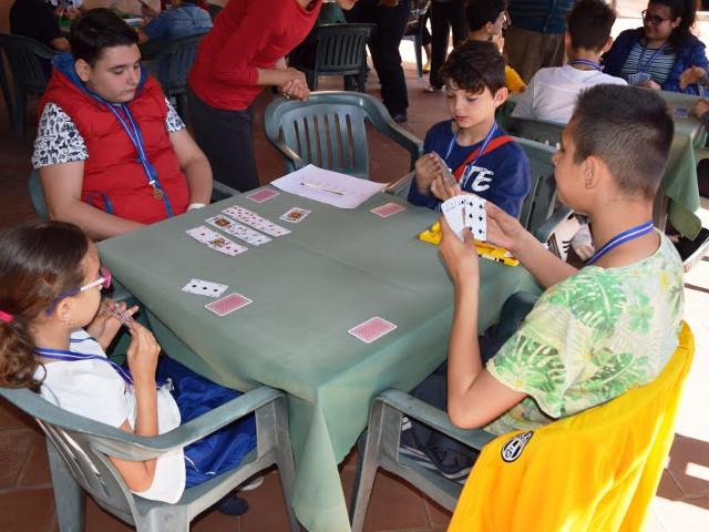Torneo del Bridge a Scuola in Sicilia