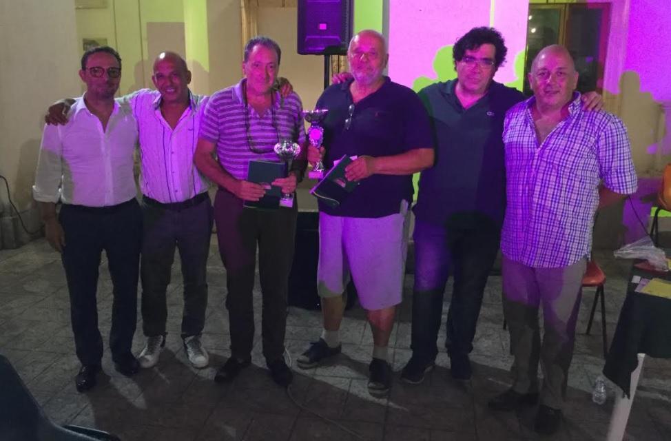 5 Agosto 2017: torneo a Galatina