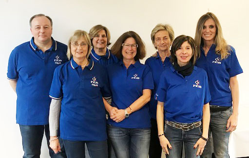Conclusa l'avventura delle Ladies Azzurre alla Maison du Bridge