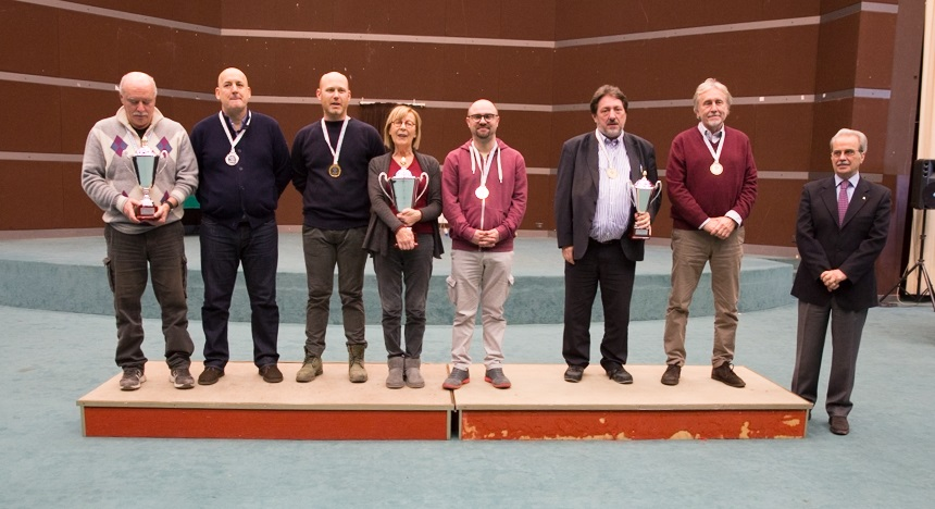 Campionato di Società a Coppie 2018: lo scudetto a Bergamo e Reggio Emilia