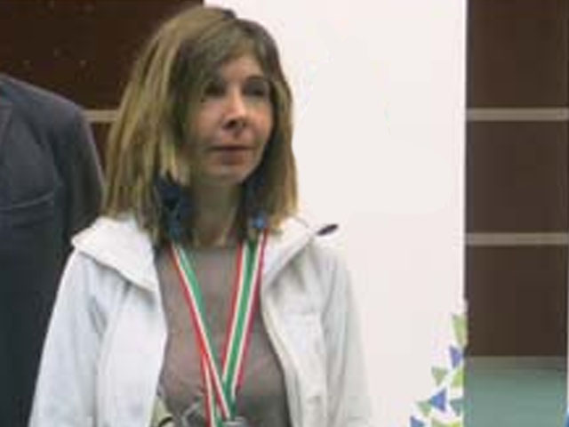 La Nazionale italiana femminile 2018: Claudia Pomares Y de Morant