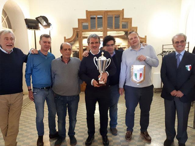 Campionato di Società Sportive a Squadre: lo scudetto a IL BRIDGE e BRIDGE REGGIO EMILIA