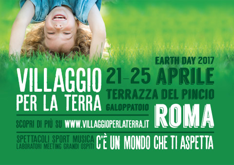 Villaggio per la Terra – Sport4Earth 2018