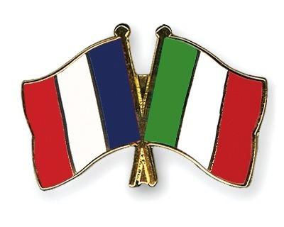 Amichevole Italia-Francia