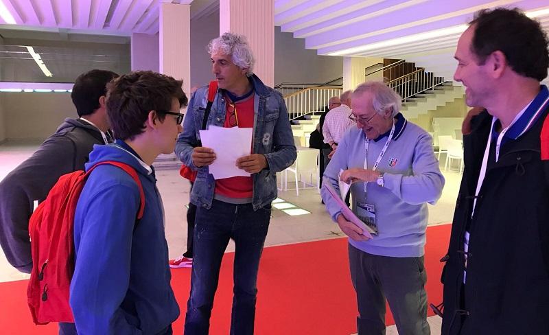 Campionati Europei 2018: Italia-Germania (open)